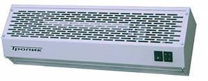 Тепловая завеса Тропик А-6 (нержавейка)
