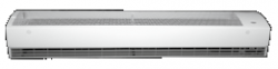 ТВВ 36 тепловая завеса на горячей воде 206см 36 кВт