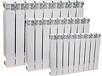 Радиатор секционный биметаллический