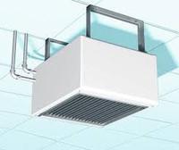 Тепловентиляторы с водяным теплоносителем