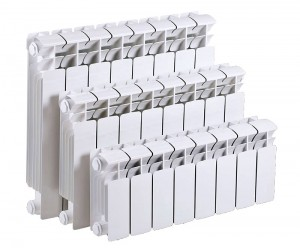 типоразмеры биметаллического радиатора